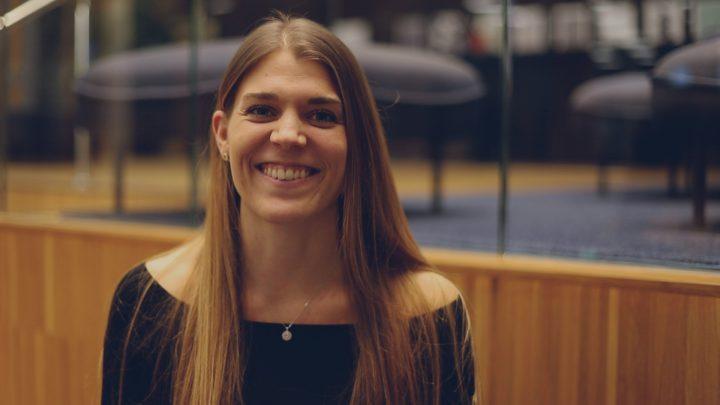 Från praktik till content manager – Amanda Persson